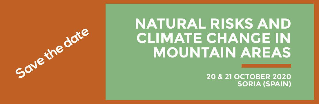 Transnational Seminar on Natural Hazards and Climate Change in Mountain Areas MONTCLIMA